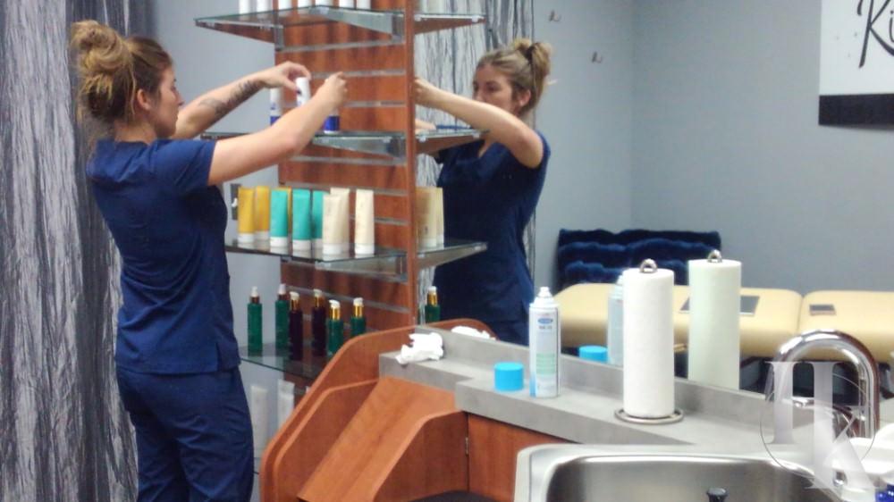 Wax Salon Sanitized