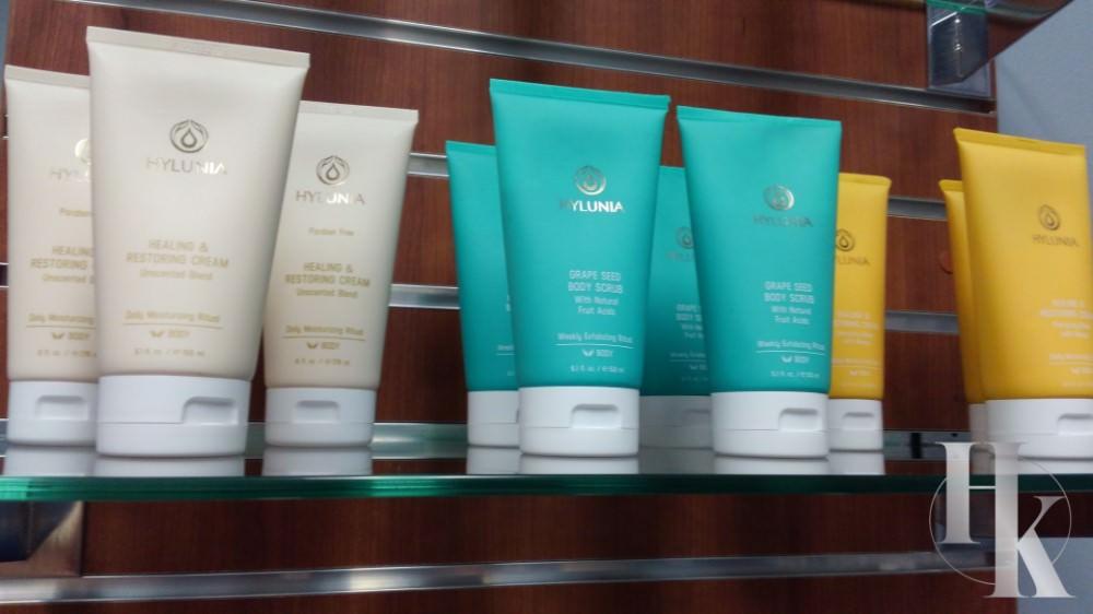 Products Used Post Bikini Wax