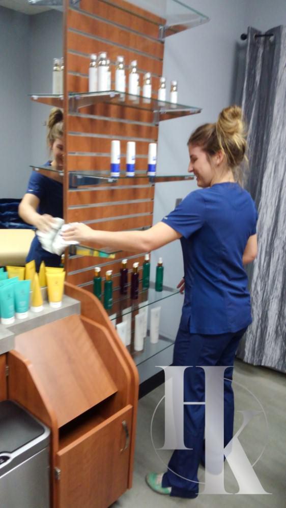 Importance Of A Clean Wax Salon