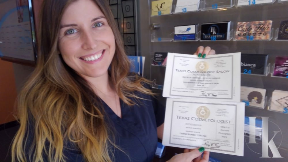 Professional Esthetics License For Waxing