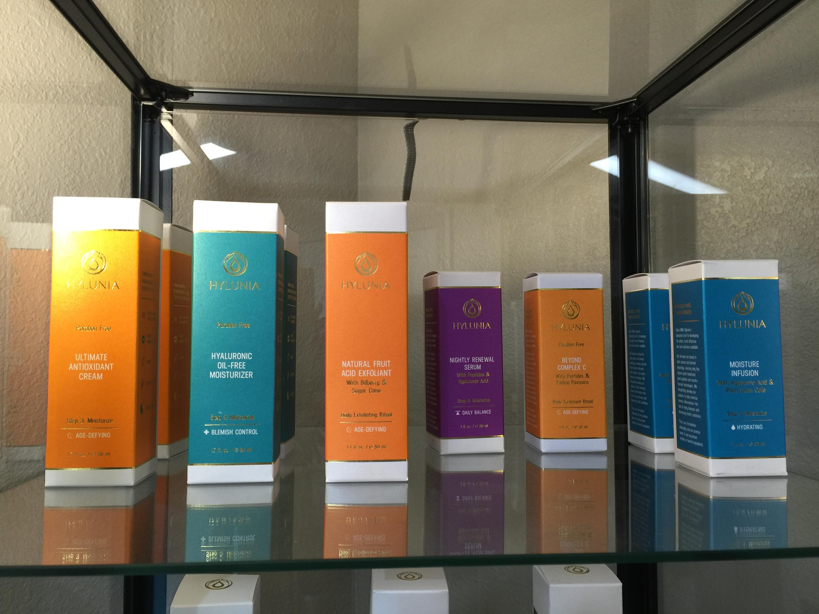 Hylunia Products