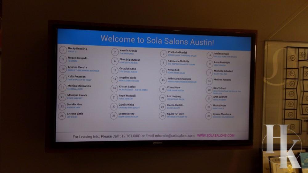 List Of Salon Companies