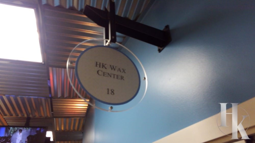 HK Wax Center Provides Stomach Waxing