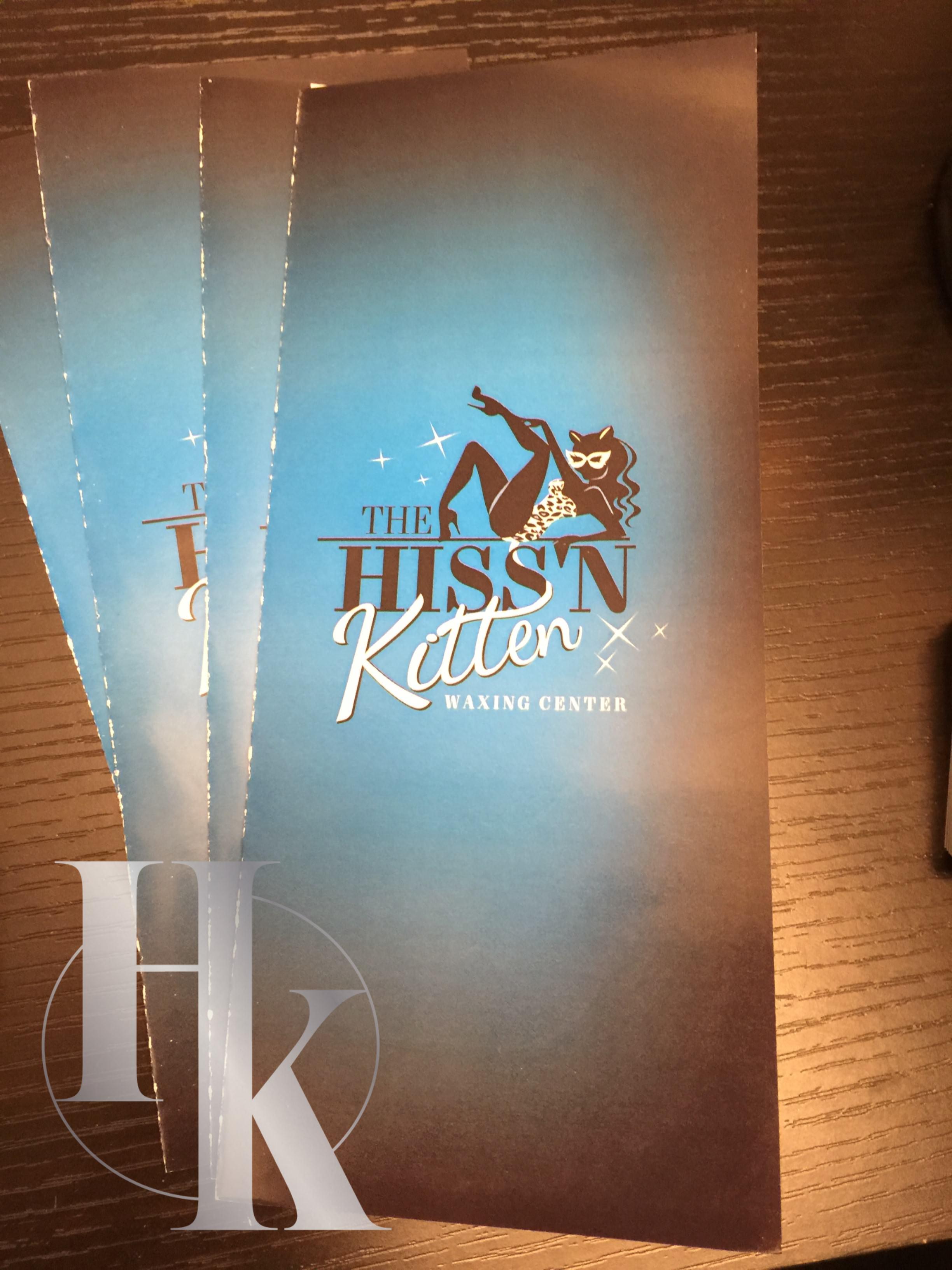 HK Wax Center Brochure