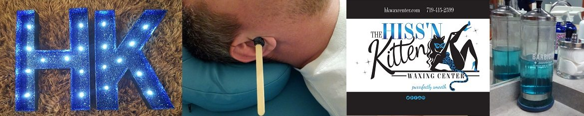 Ear Waxing Collage