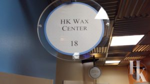 Neck Waxing At HK Wax Center